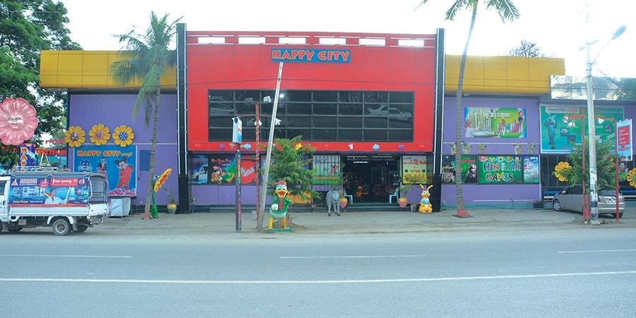 Happy City Yangon