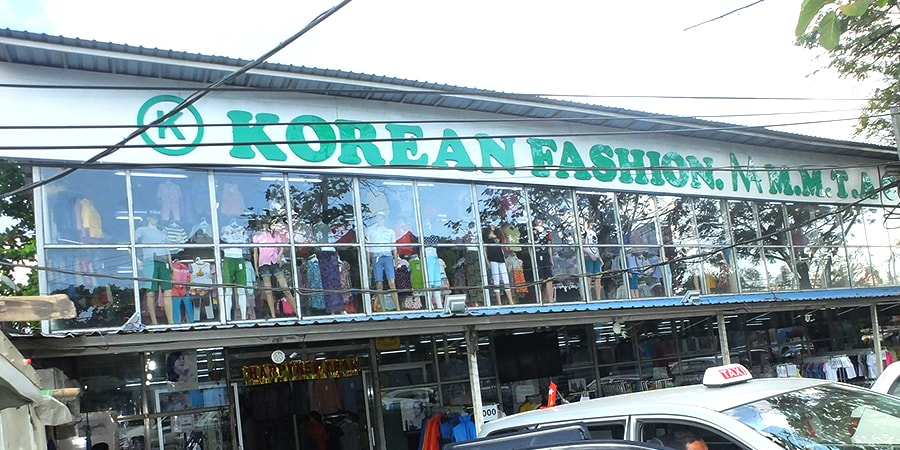 Korean Fashion Store Yangon