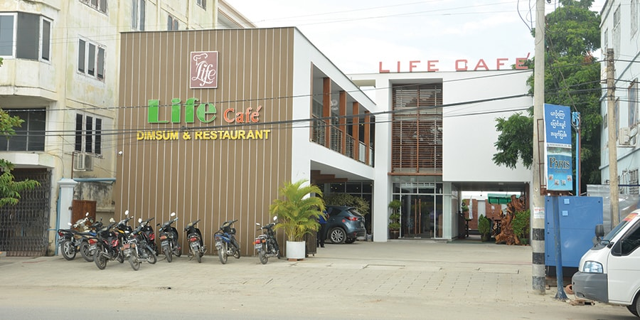 Life Cafe Dimsum & Restaurant