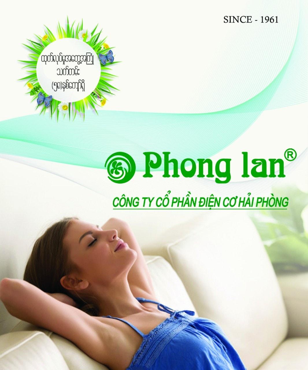 Phong Lan Electronic