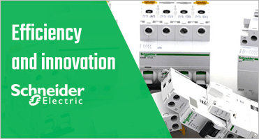 Efficiency & Innovation Schneider-electronic Myanmar
